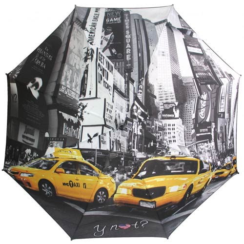Paraplu Y-Not? New York Taxi Ø105cm