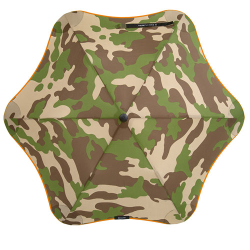 Stormparaplu Blunt XS Metro Camouflage Oranje